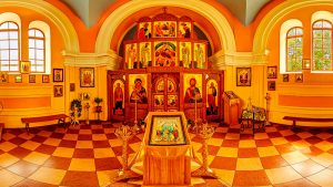 священник Максим Крутолевич, Букишский храм Рождества Христова
